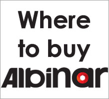 Where to buy Albinar