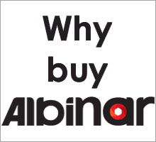 Why buy Albinar